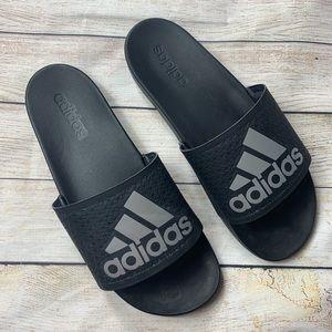 ADIDAS | Mens logo slides sandals 12